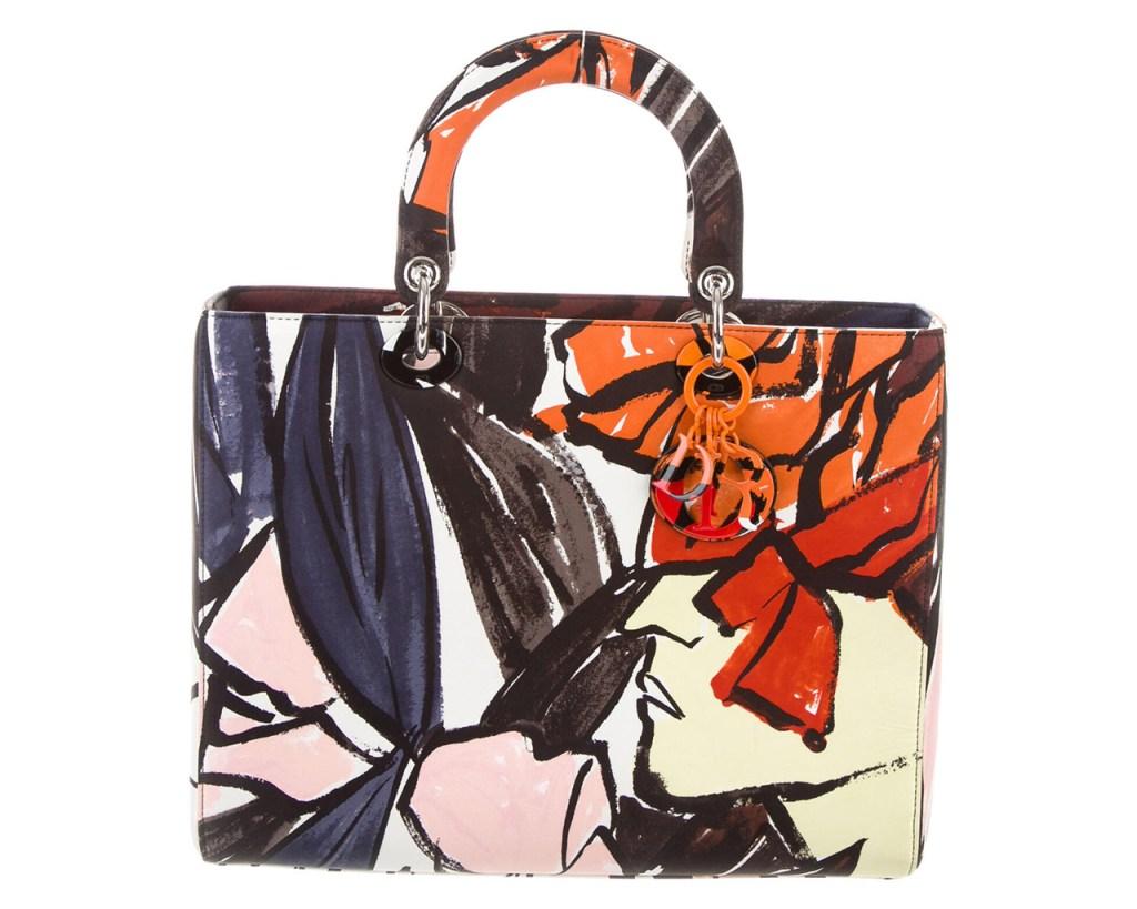 vintage Dior, handbag