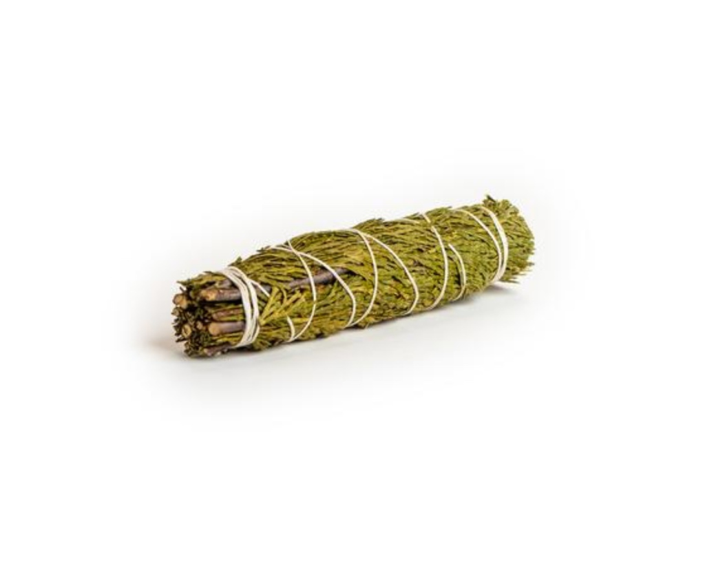 Cedar, Sage & Sweetgrass Smudge Stick
