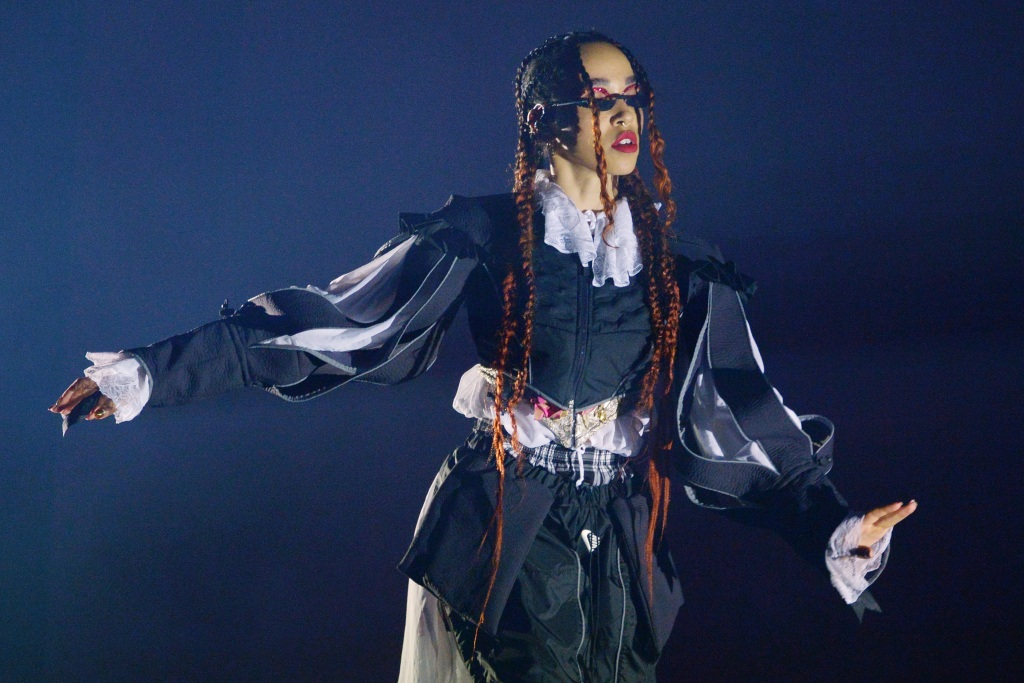 FKA Twigs Performs At Brixton Academy