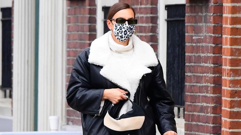 Irina Shayk's Favorite Winter Staple Is Under $400 - Grazia USA