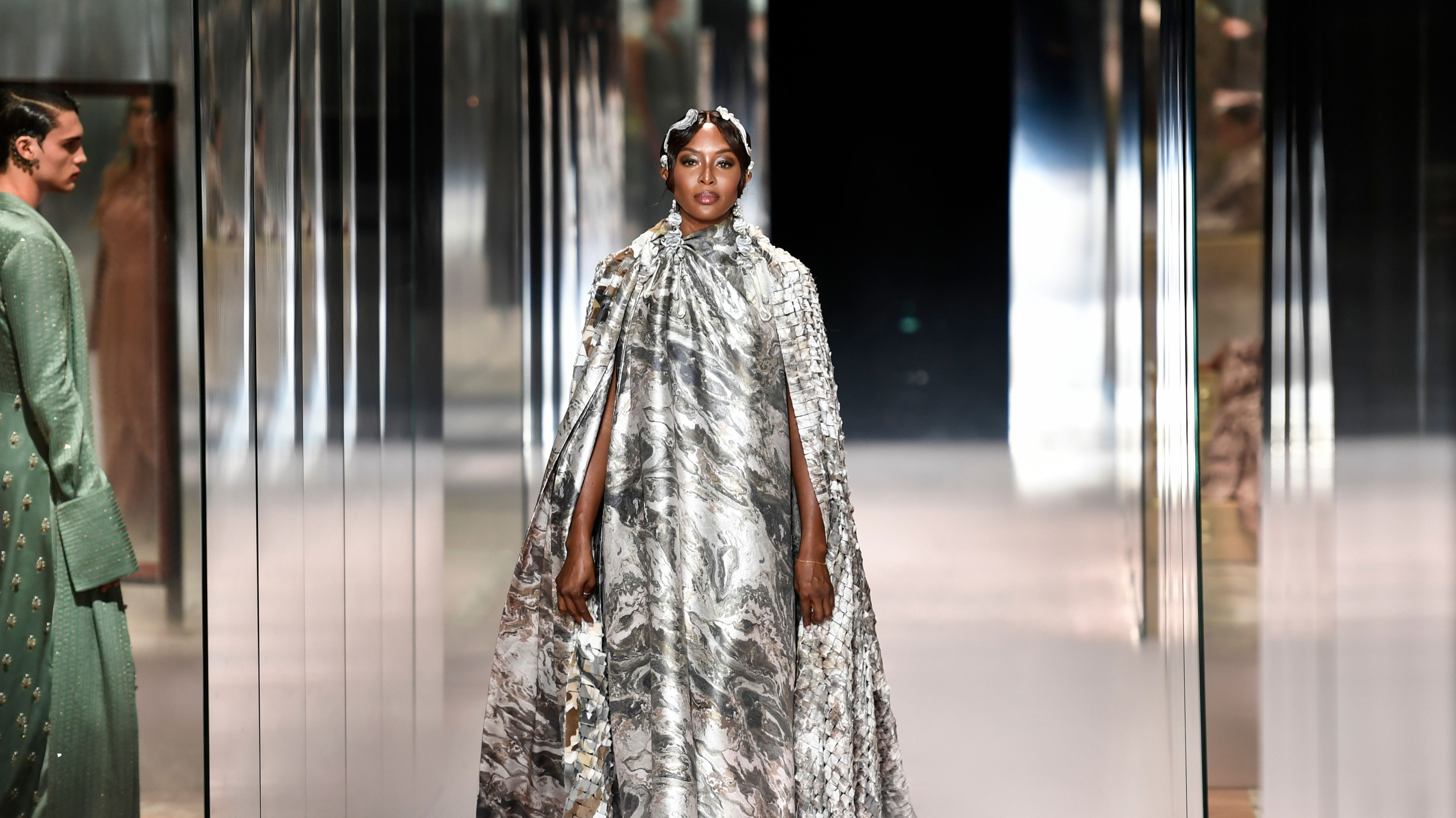 Kim Jones Kicks Off His Fendi Tenure With A Bold, Star-Studded Couture Offering
