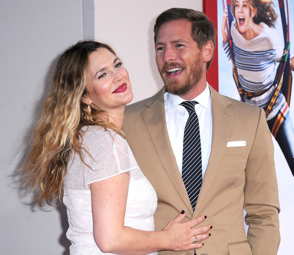 Drew Barrymore and husband actor Will Kopelman