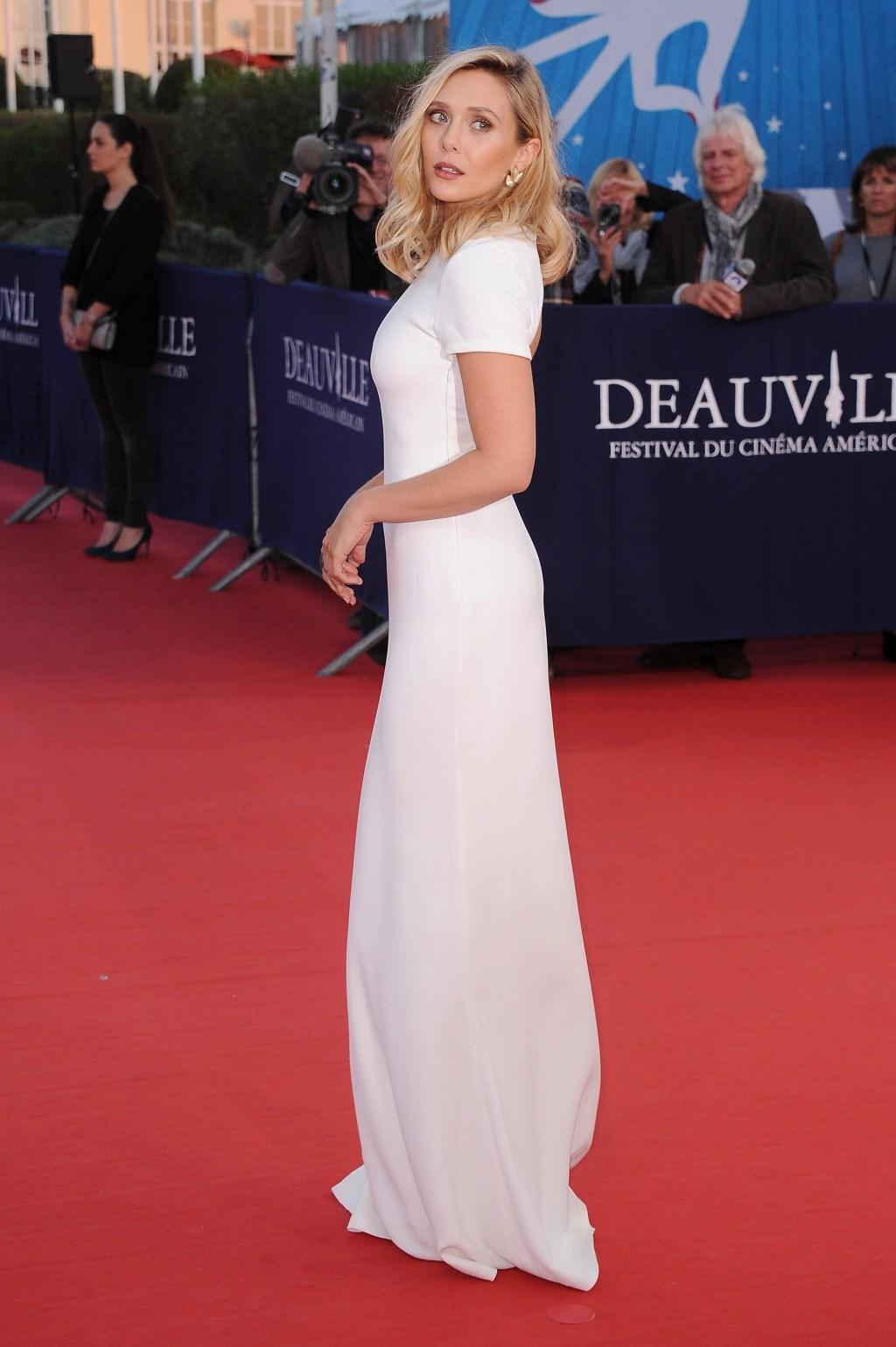 """Ruth And Alex"" Premiere - 41st Deauville American Film Festival"