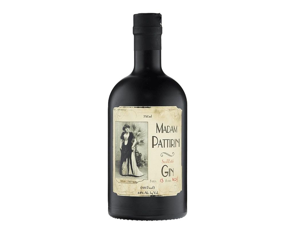 Madam Pattirini Gin.