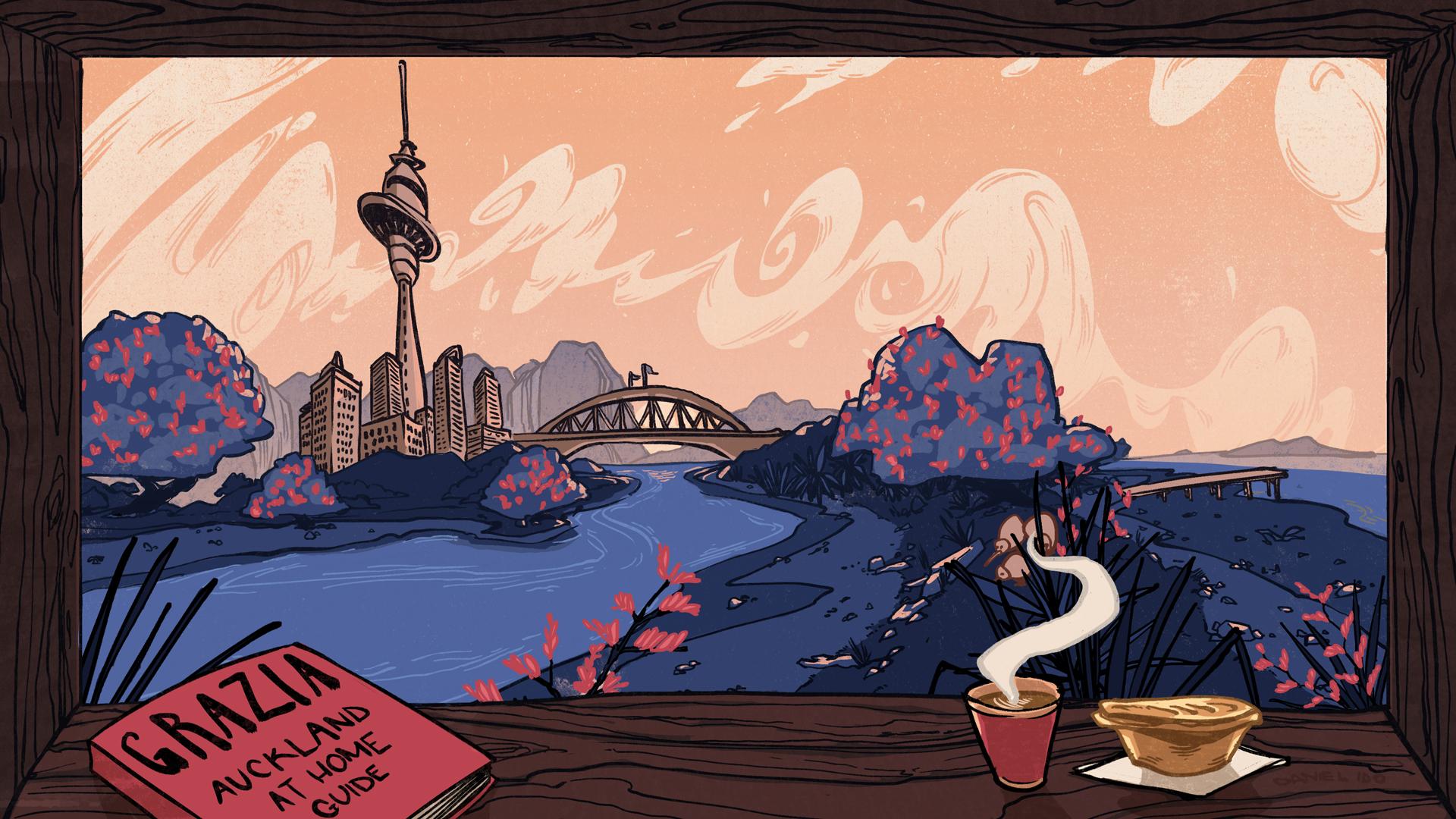 GRAZIA's At Home City Guide To Auckland - Grazia USA