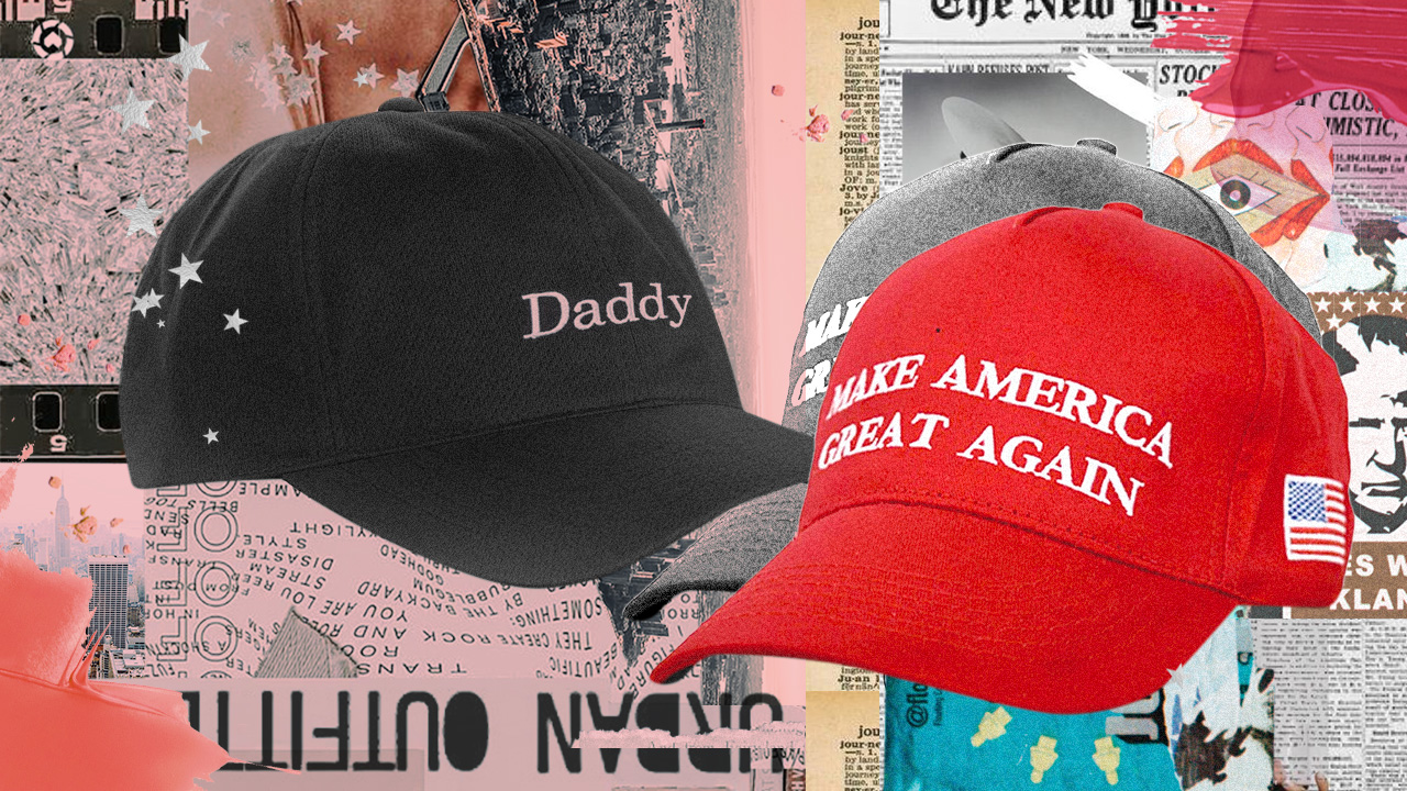 MAGA, Daddy, And The Strange Ubiquity Of Slogan Hats