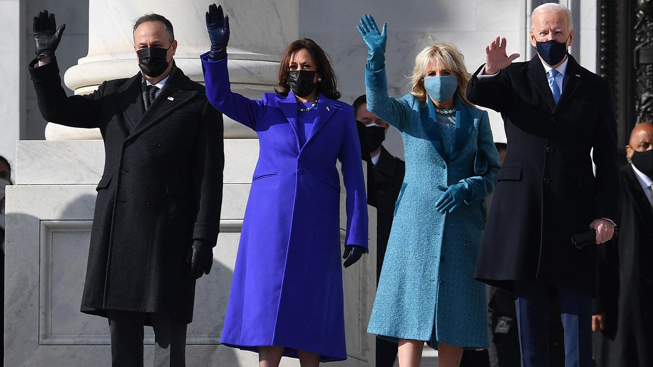 Inauguration Day Fashion: What Kamala Harris, Jill Biden, and More Wore