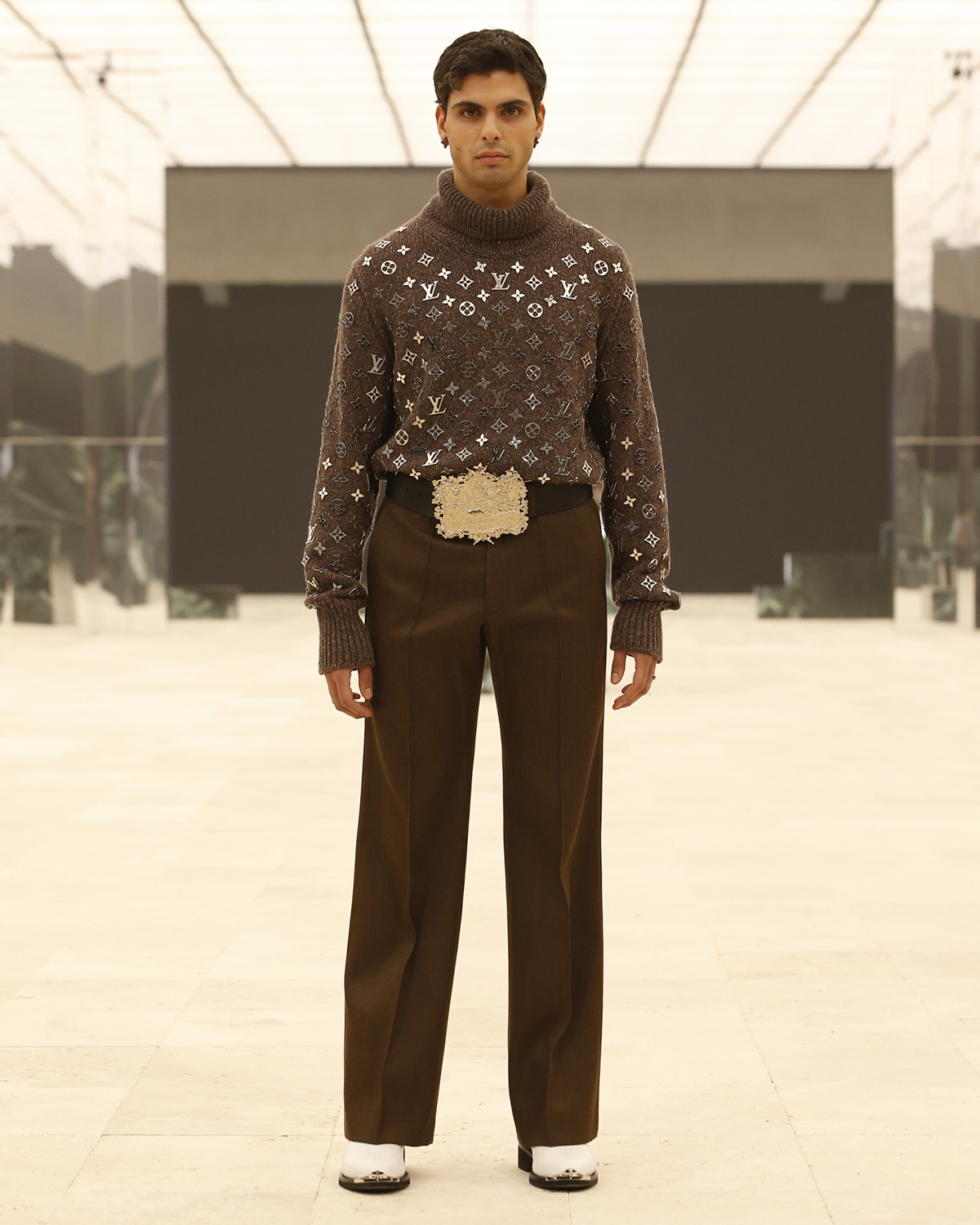 men's Fall-Winter 2021 show
