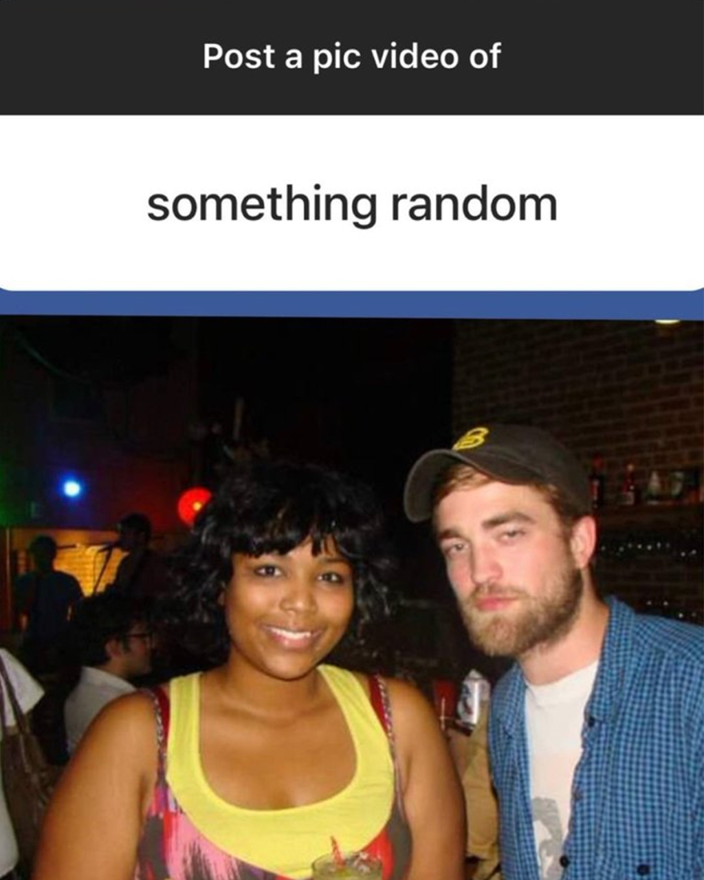 Lizzo and Robert Pattinson