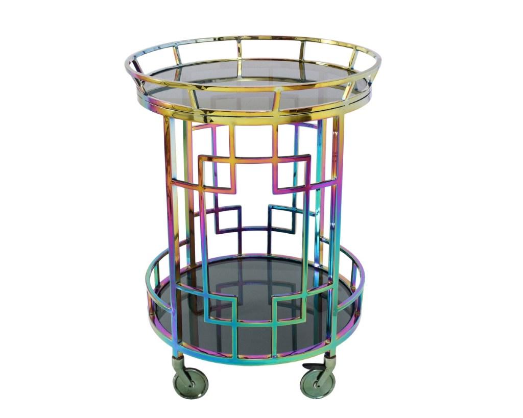 Moe's Home Moonbow Bar Cart