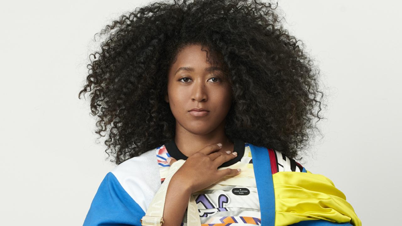 Louis Vuitton Names Naomi Osaka New Brand Ambassador - Grazia