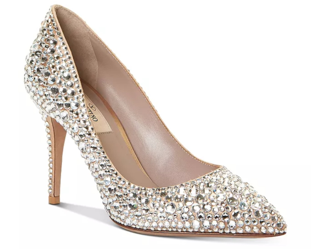 sparkly accessories