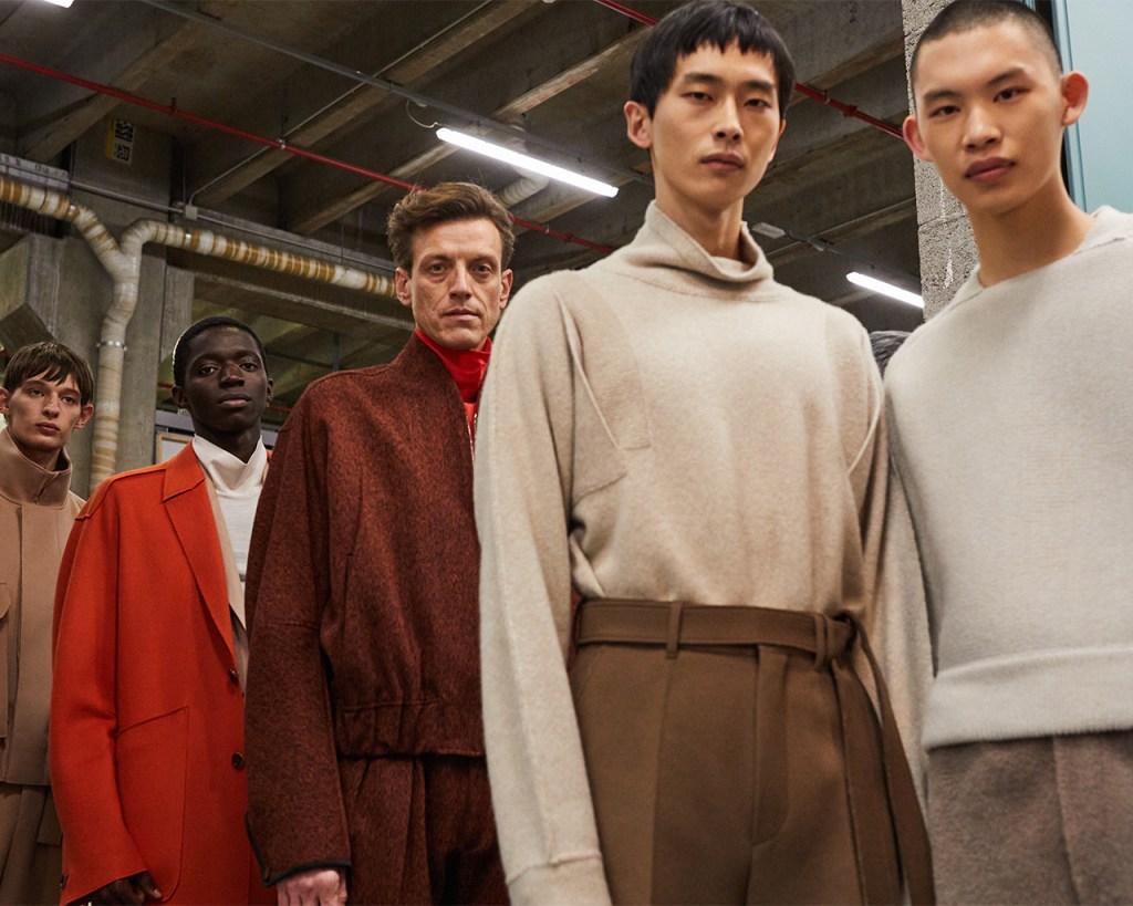 Fall 2021 menswear fashion shows