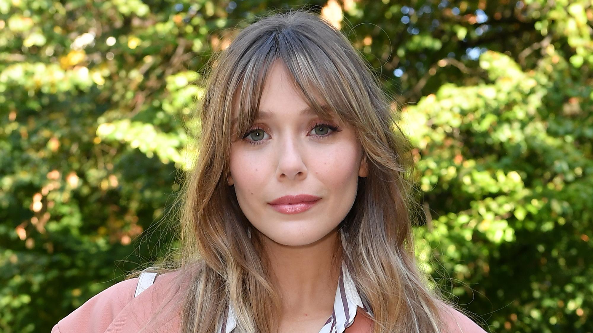 Elizabeth Olsen's 6 Best Bangs Hairstyle Moments