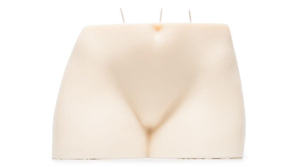 female body candles