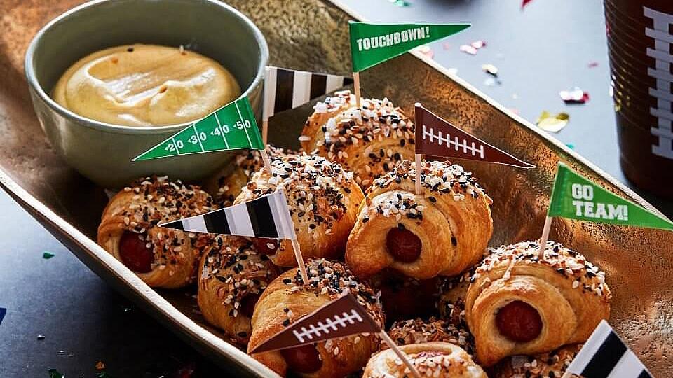 Chrissy Teigen Shares Her Super Bowl Snack Recipes