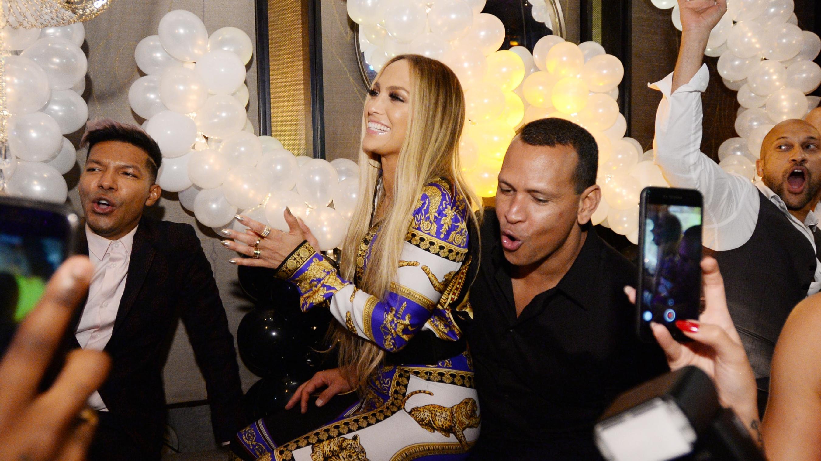 Jennifer Lopez and Alex Rodriguez Underwent Couples Therapy