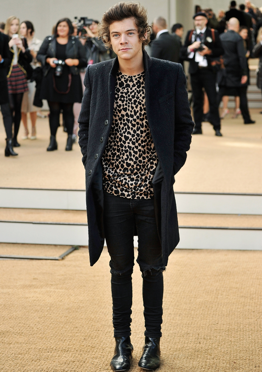 Harry Styles fashion evolution