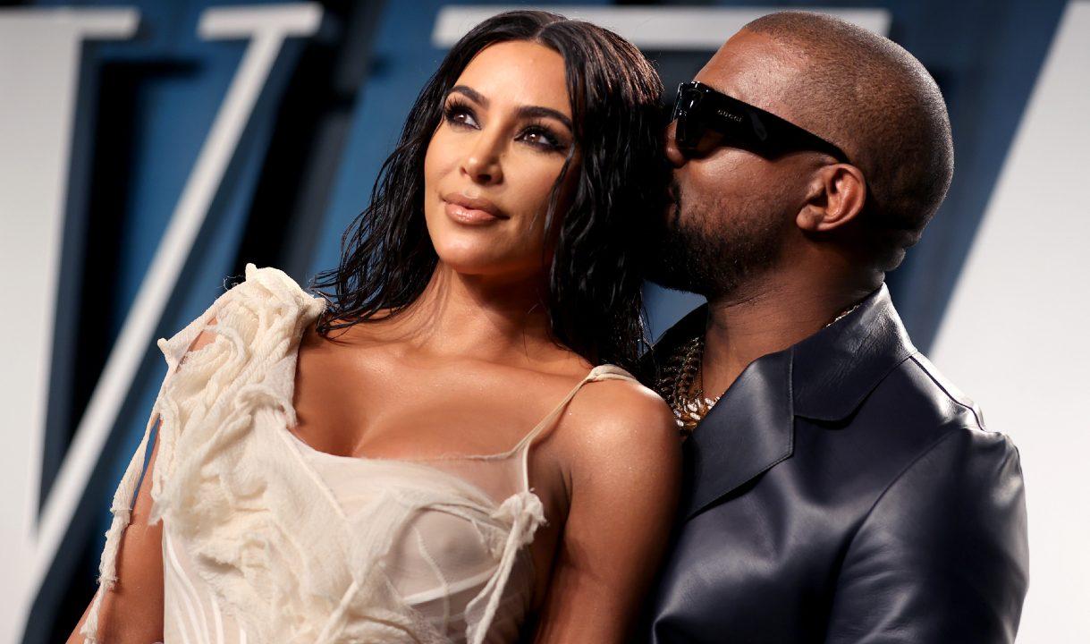 Kim Kardashian Files for Divorce From Kanye West - Grazia