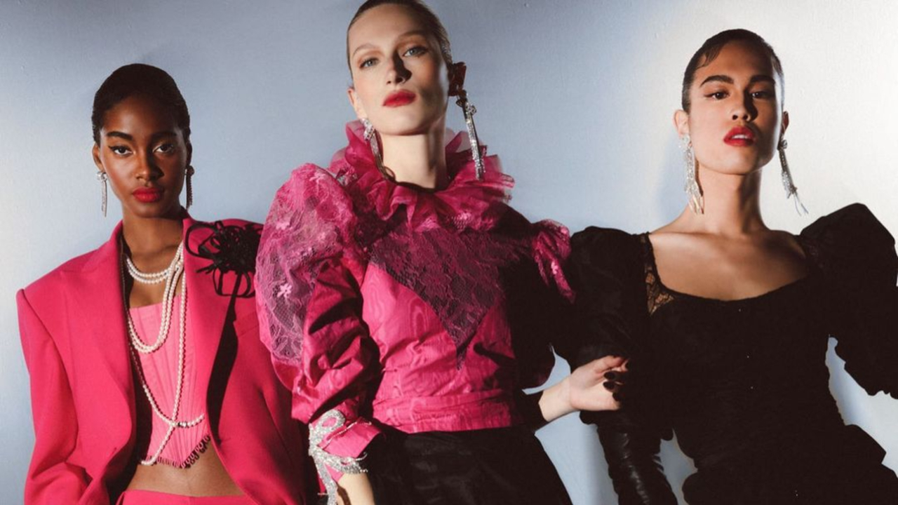 The Inspiration Behind Prabal Gurung's Fall 2021 Collection: Details - Grazia
