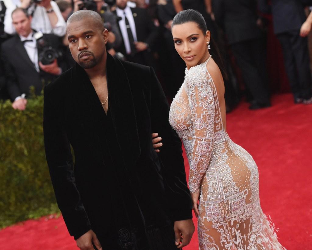 Kim Kardashian, Kanye West, divorce