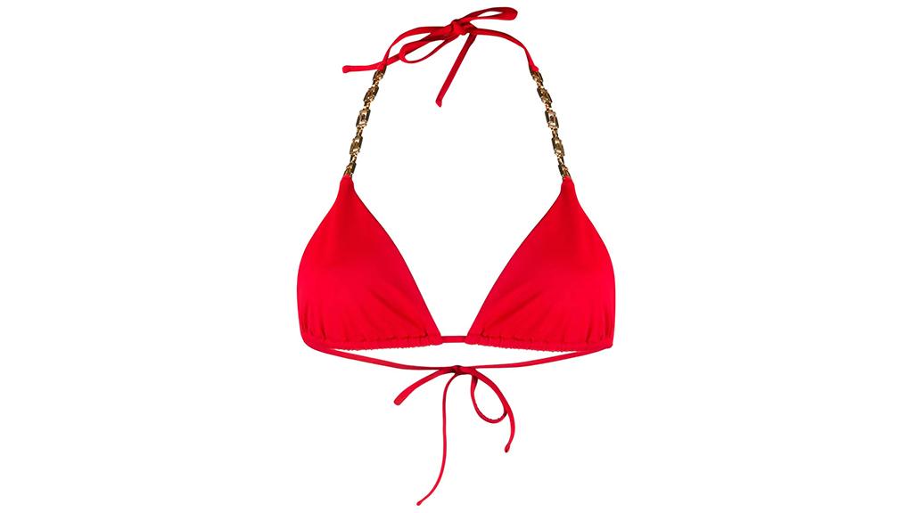 upside-down bikini
