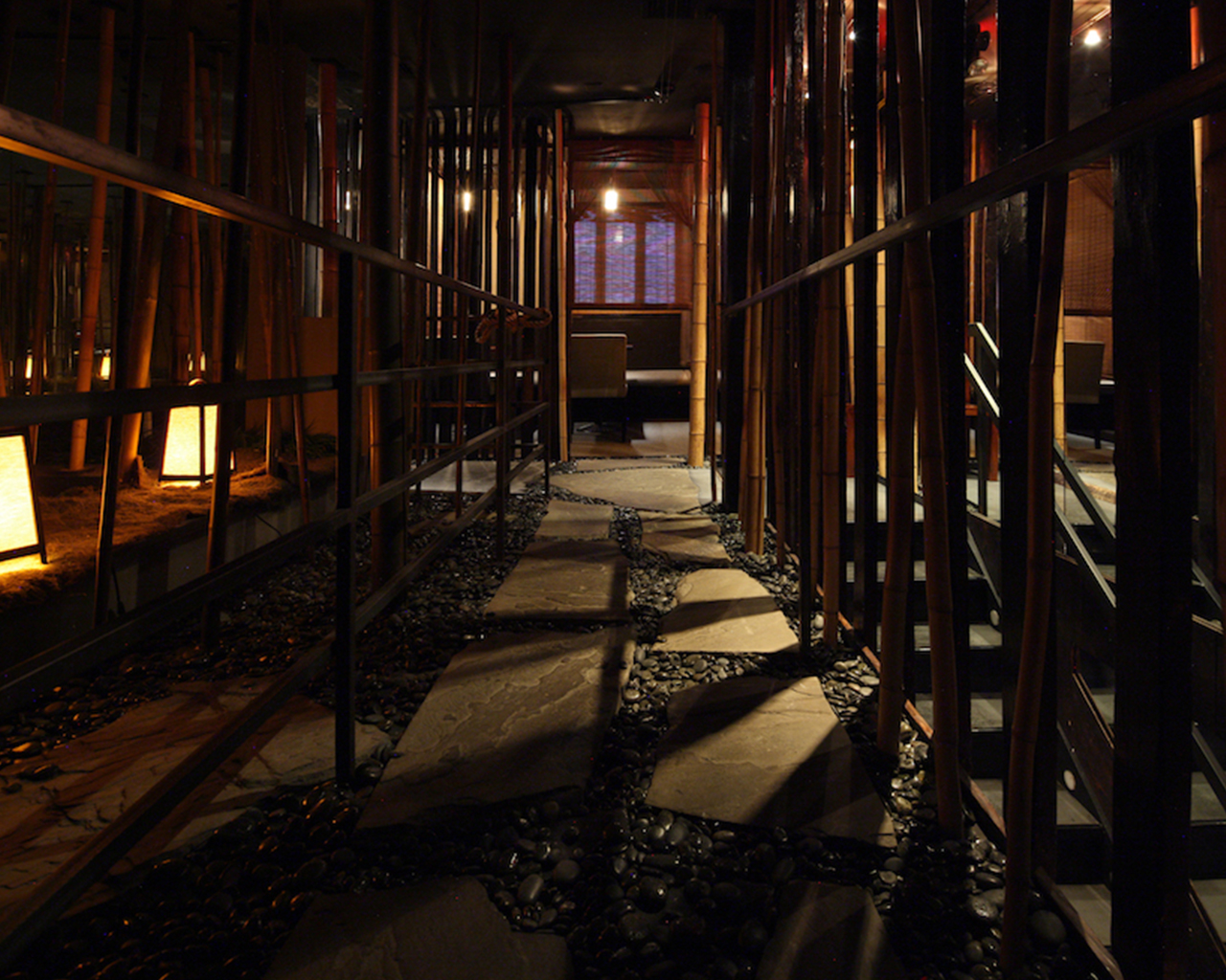 Zenkichi, indoor dining