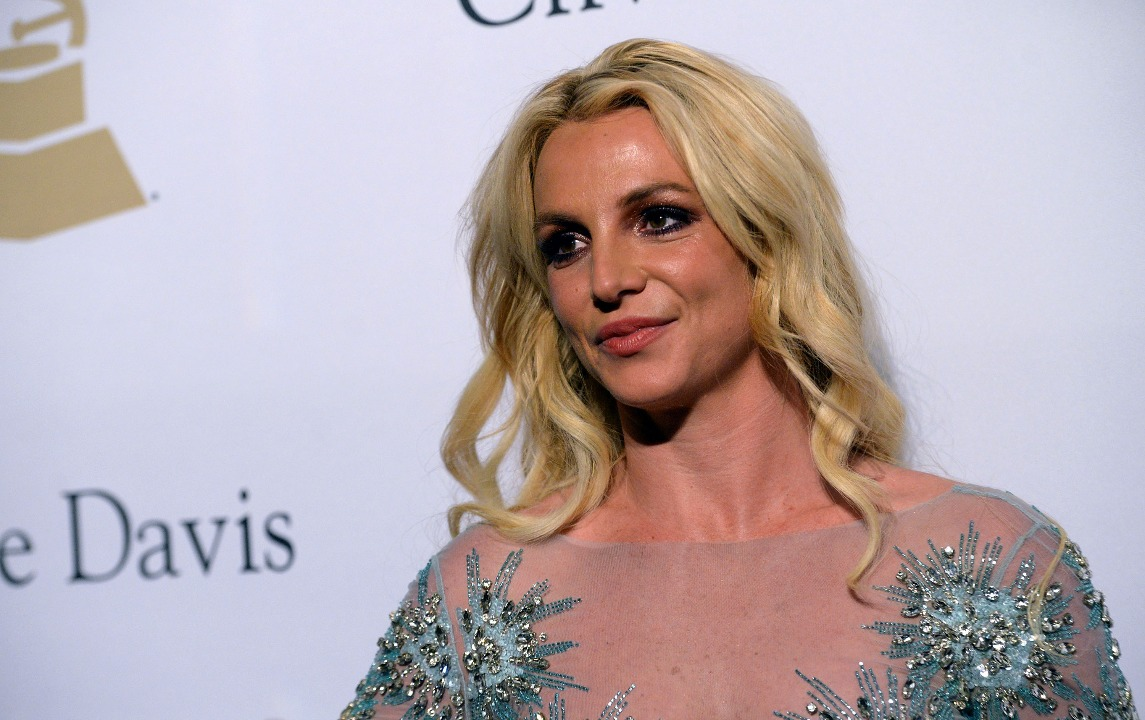 Britney Spears Is Playing Words With Friends On Instagram