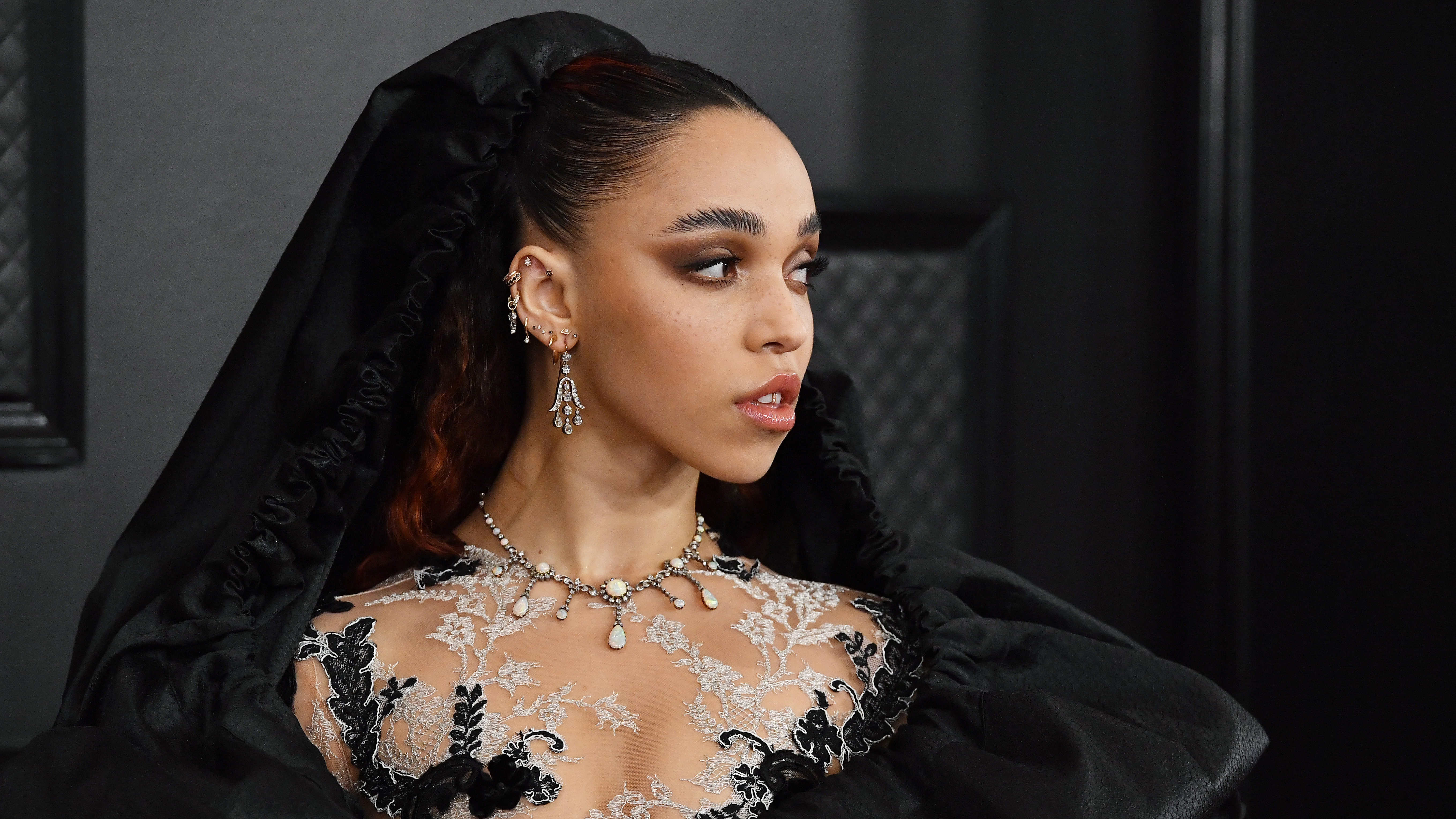 FKA Twigs Further Details The Harrowing Abuse She Suffered At The Hands Of Shia LaBeouf - Grazia USA
