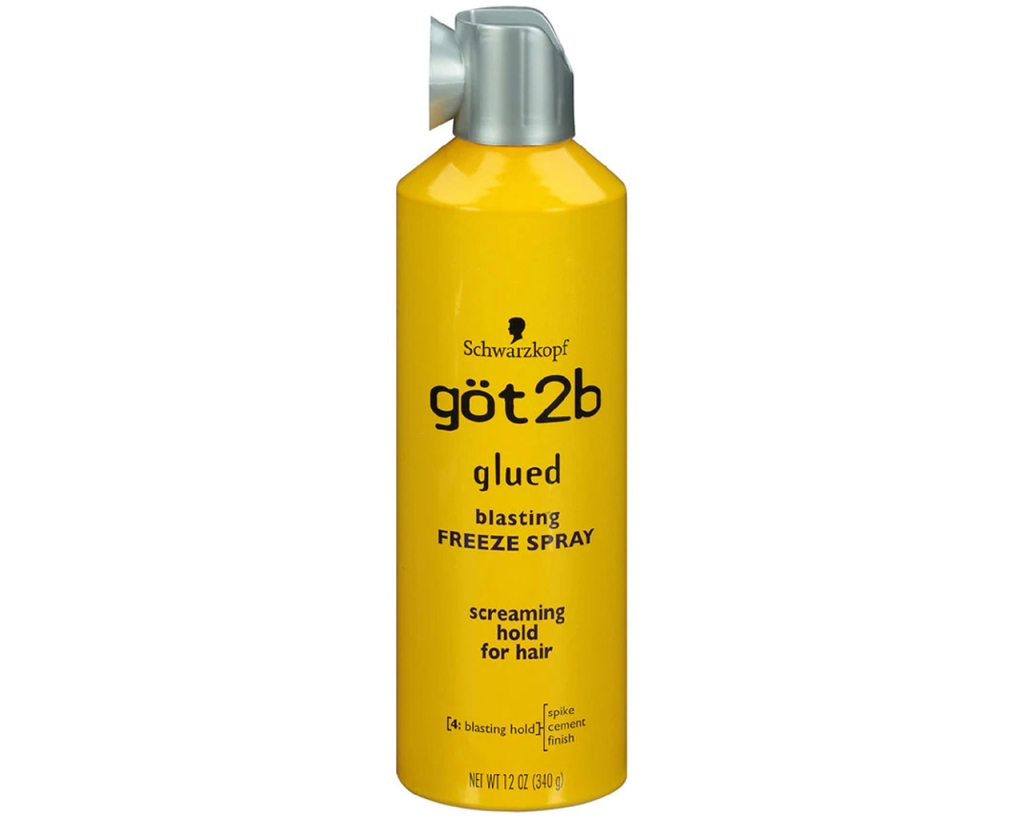strong hold hair products