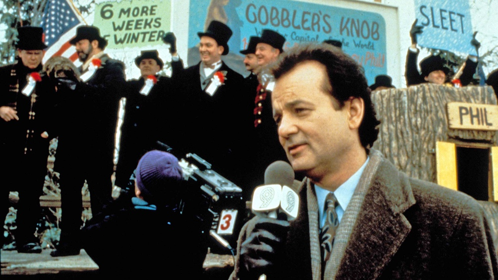 How Bill Murray's 1993 Film 'Groundhog Day' Compares To The Pandemic