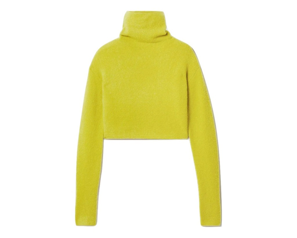 Shop-able neon sweaters
