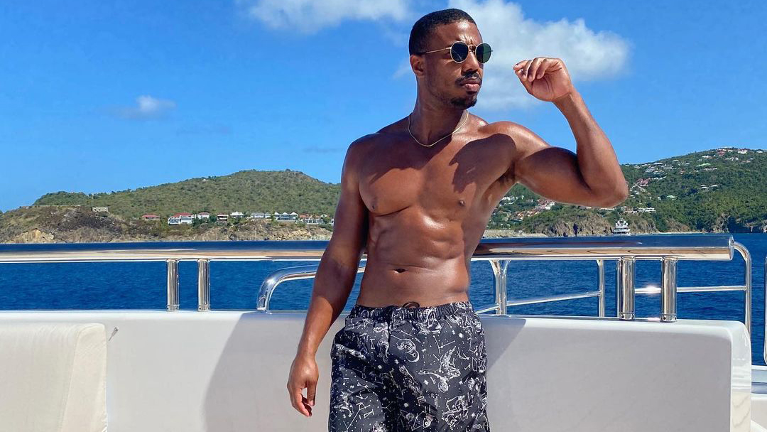 If Michael B. Jordan Was Alexa, We'd All Fall In Love With Our Smart Assistant - Grazia USA