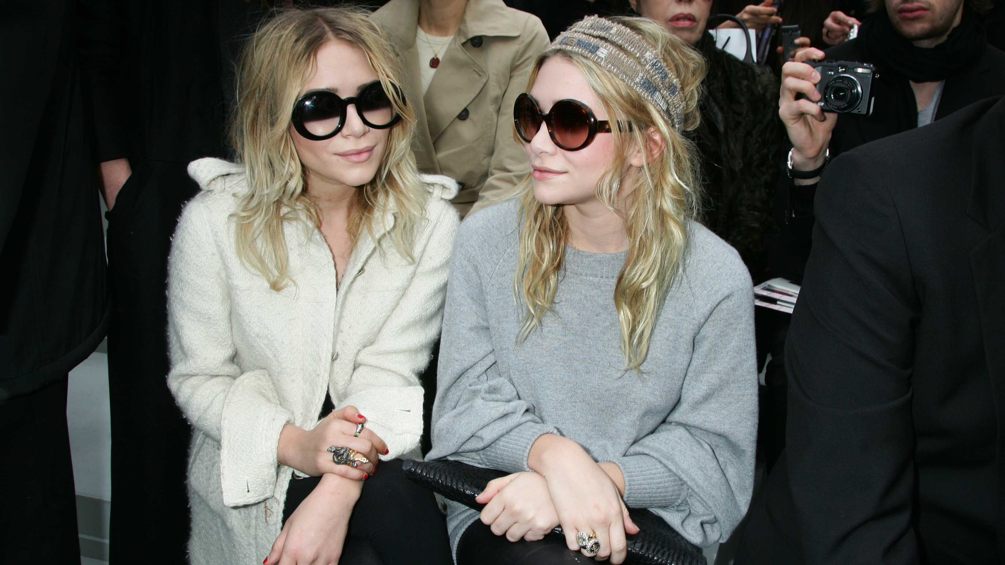 Does Mary-Kate Olsen's Chanel Coat Look Familiar? Because It Should - Grazia USA