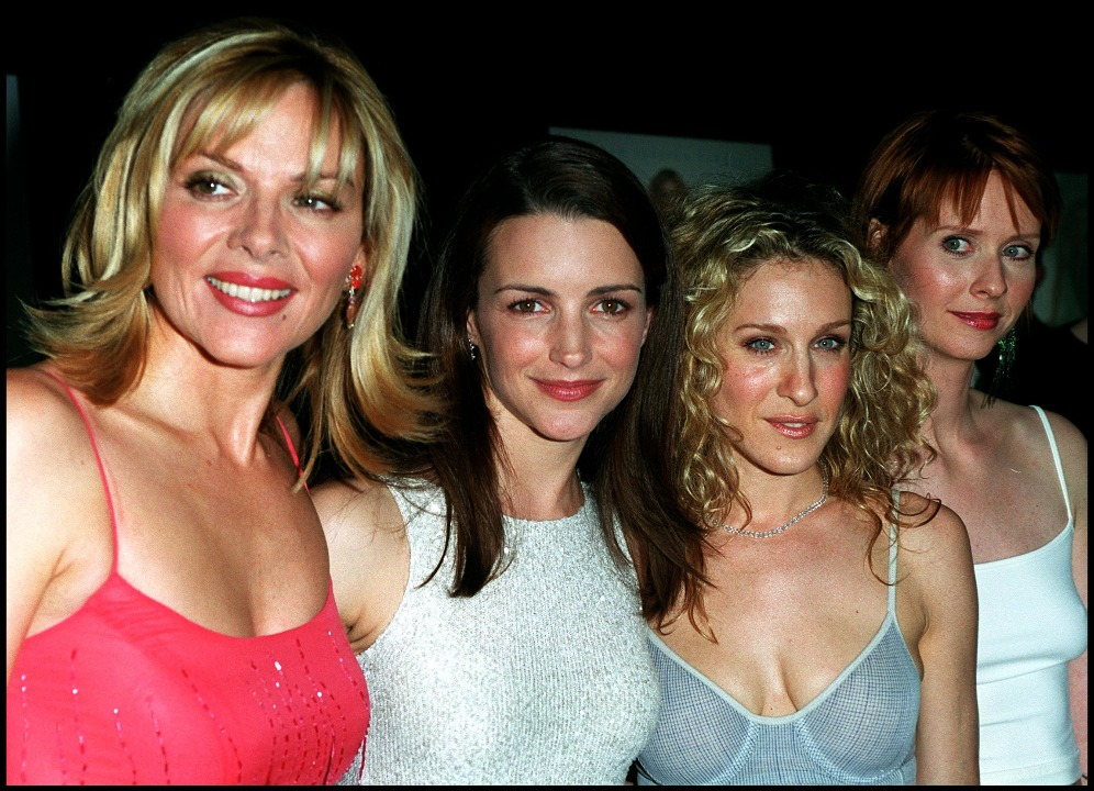 Sex and the City Cast in 2000