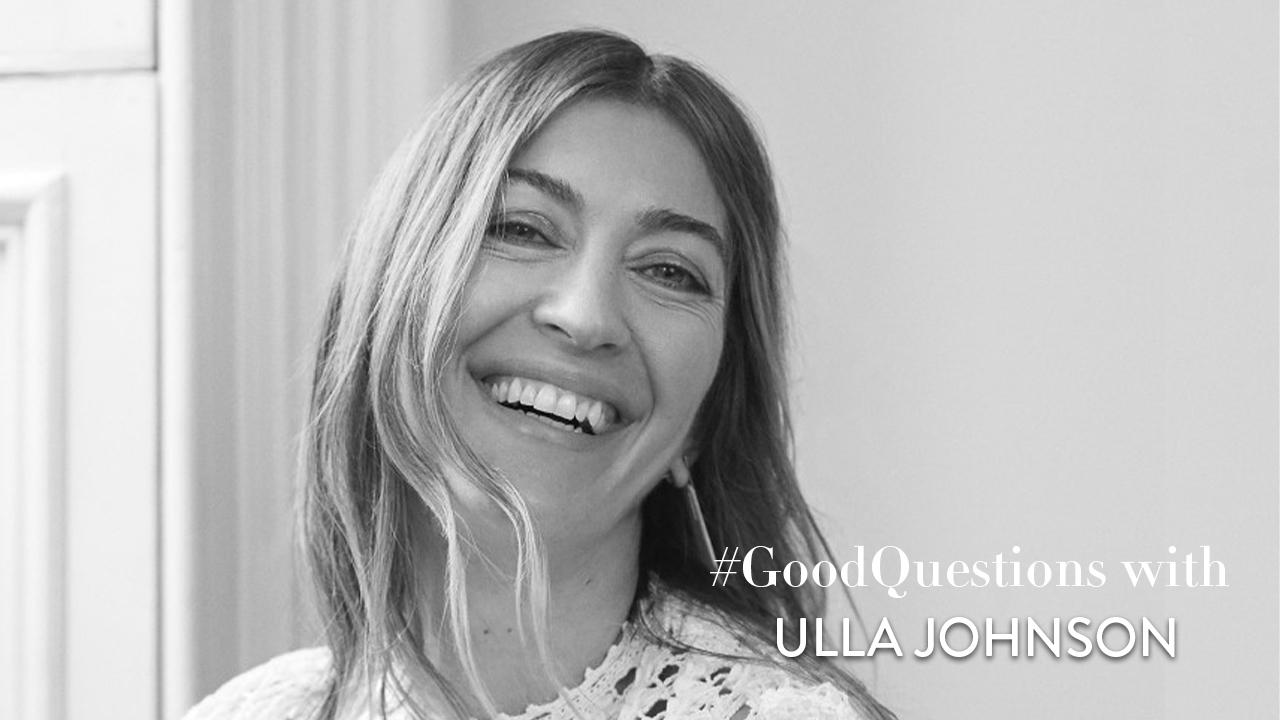 NYFW FW21: Interview With Fashion Designer Ulla Johnson - GRAZIA
