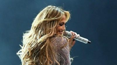 Jennifer Lopez body