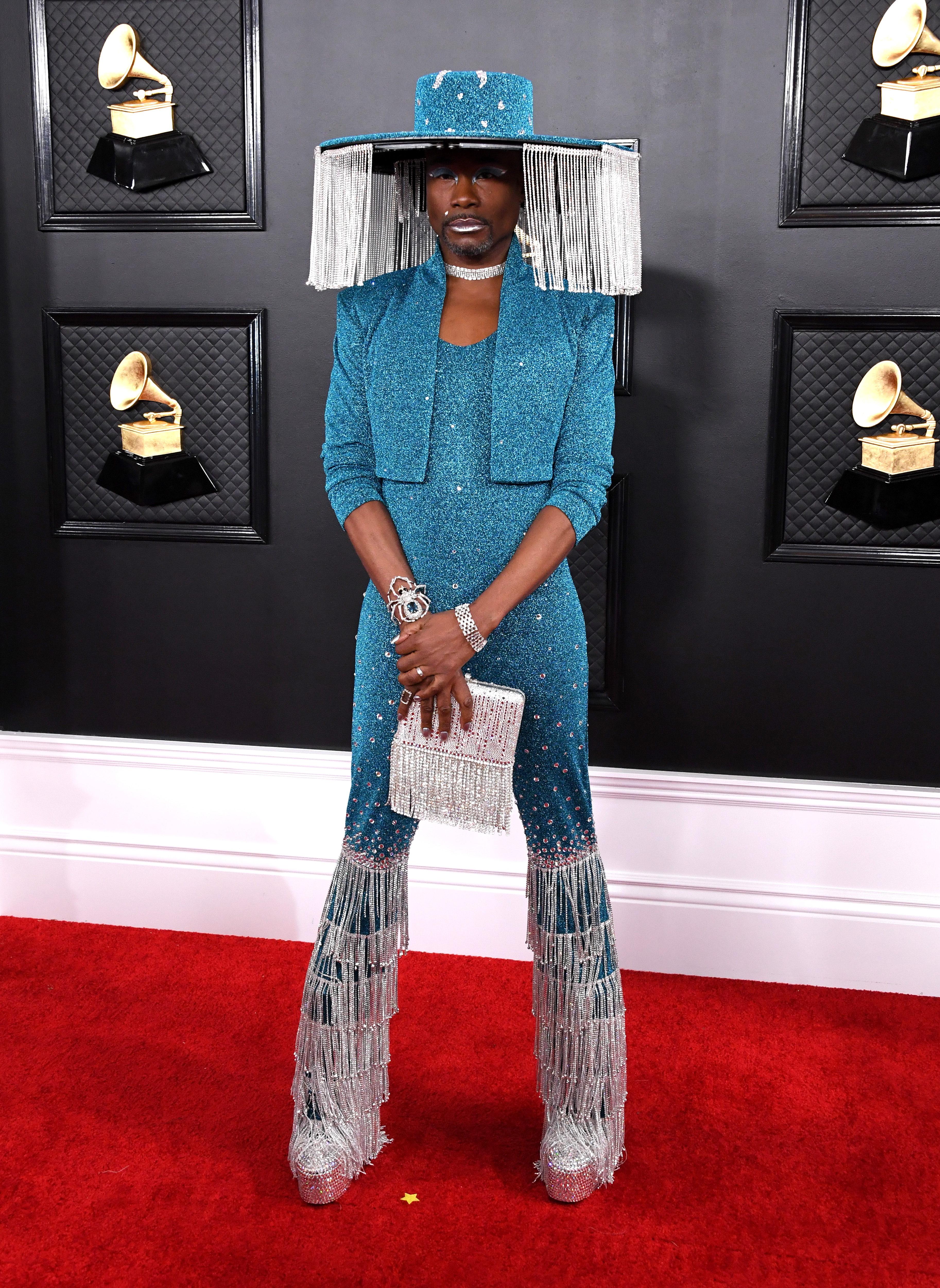 Billy Porter at the Grammy's