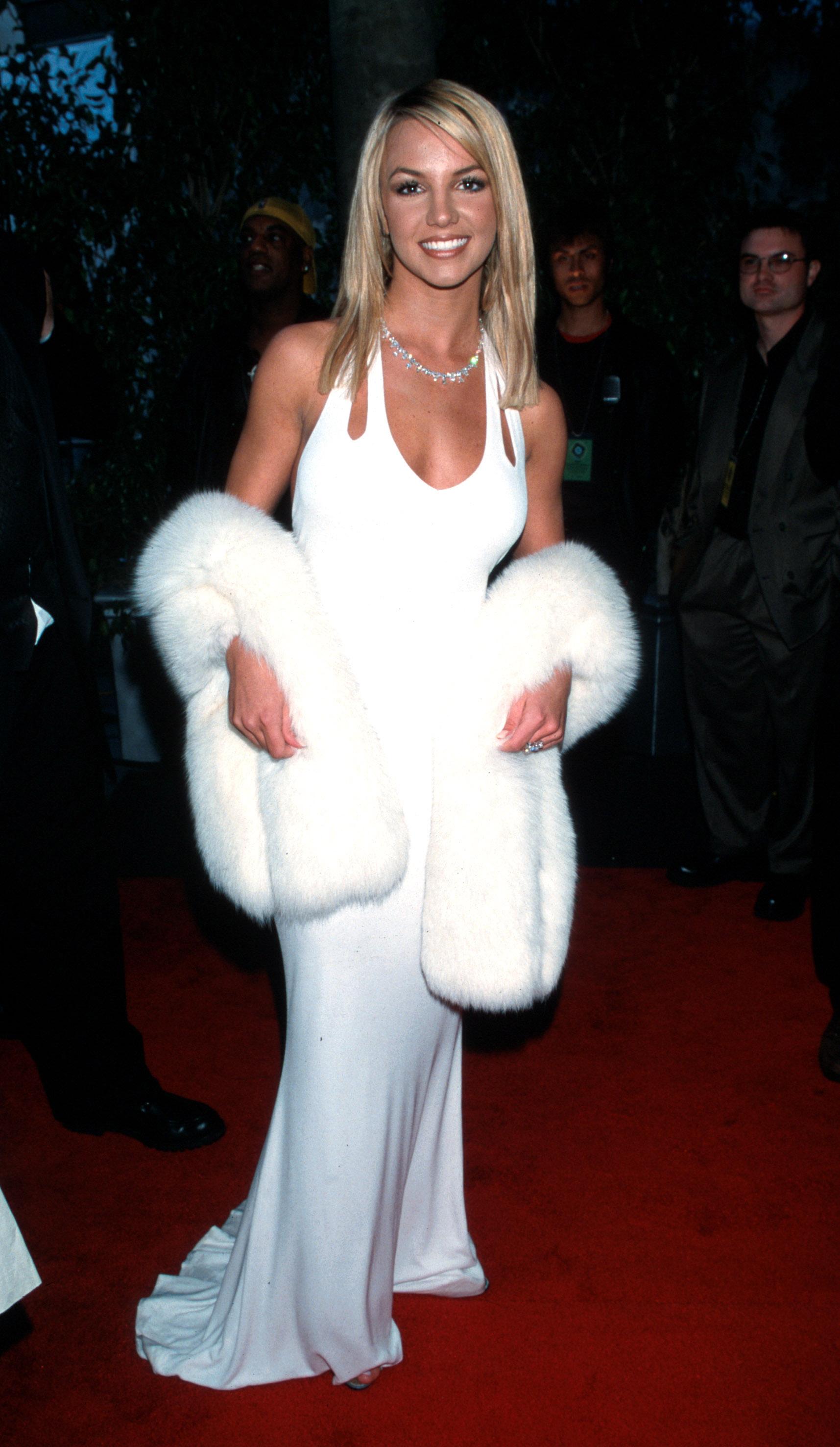 Britney Spears at Grammy's