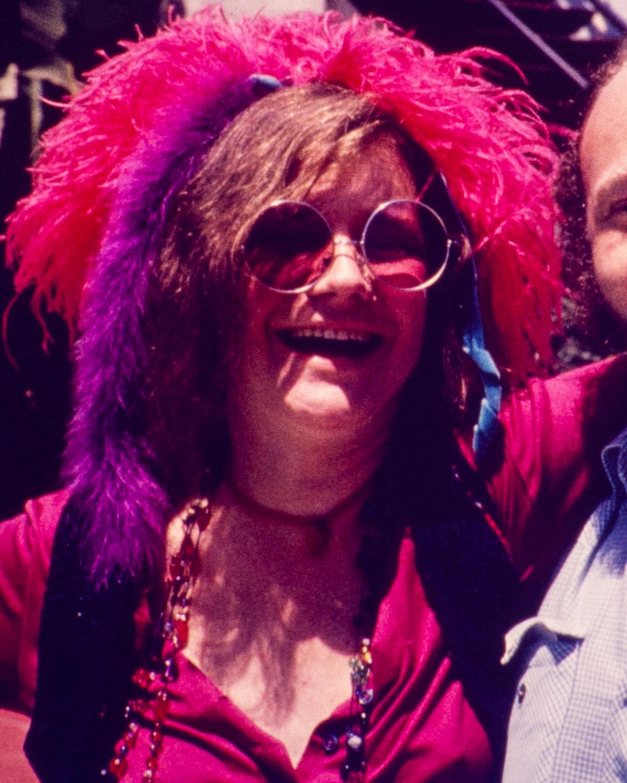 Feather Boa, Janis Joplin