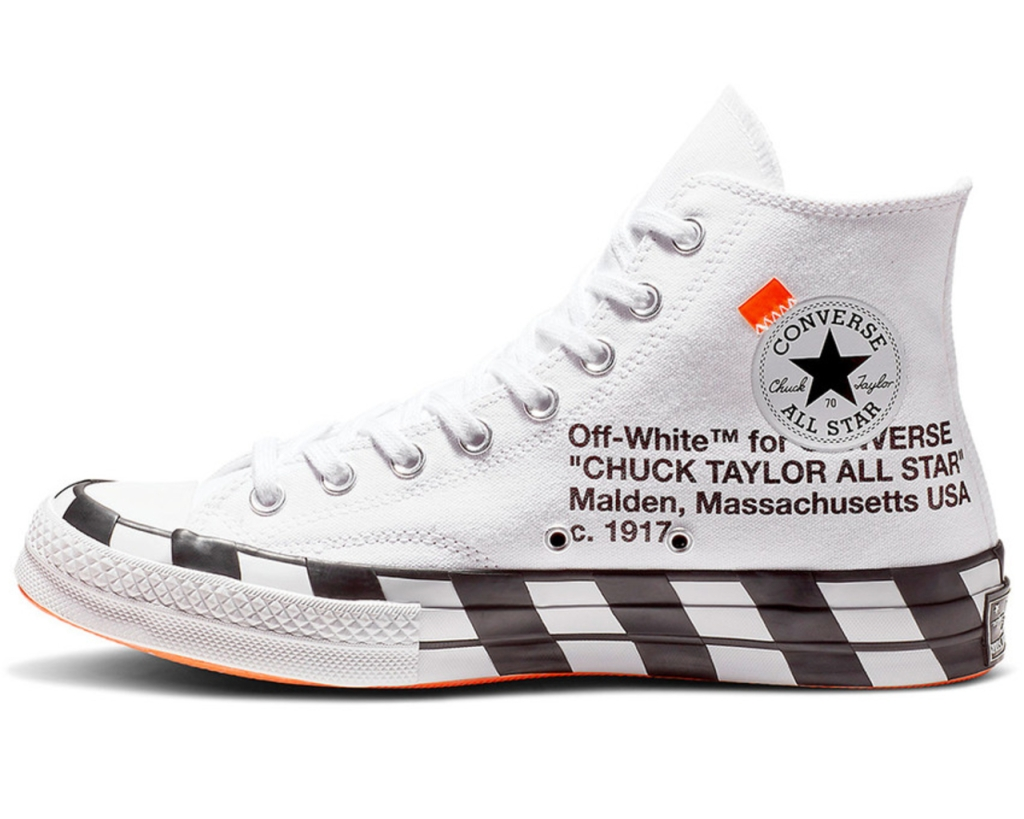 Off-White x Converse, sneakers