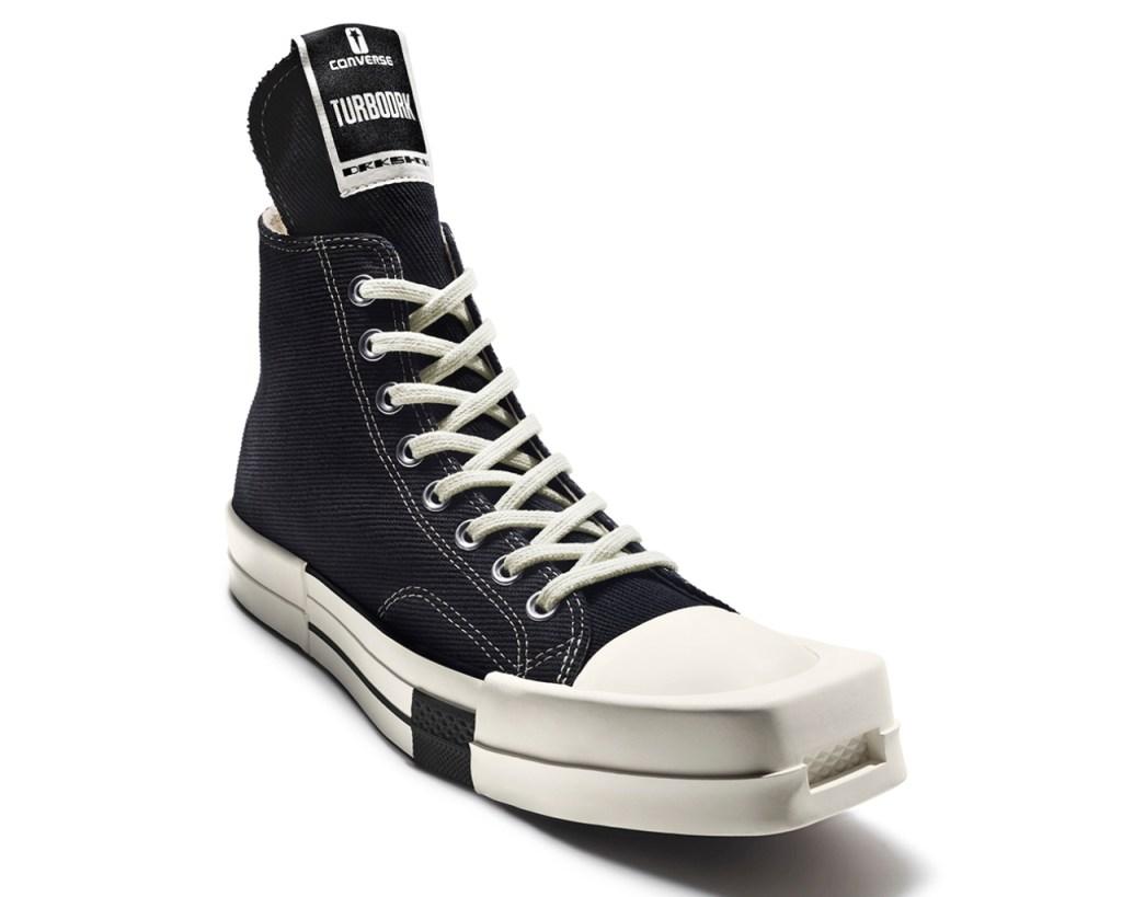 Rick Owens x Converse