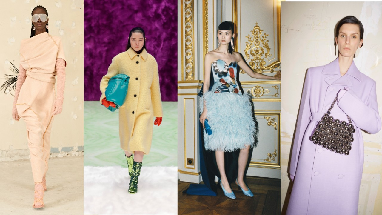The Fall/Winter 2021 Color Trends You're Going To See Everywhere