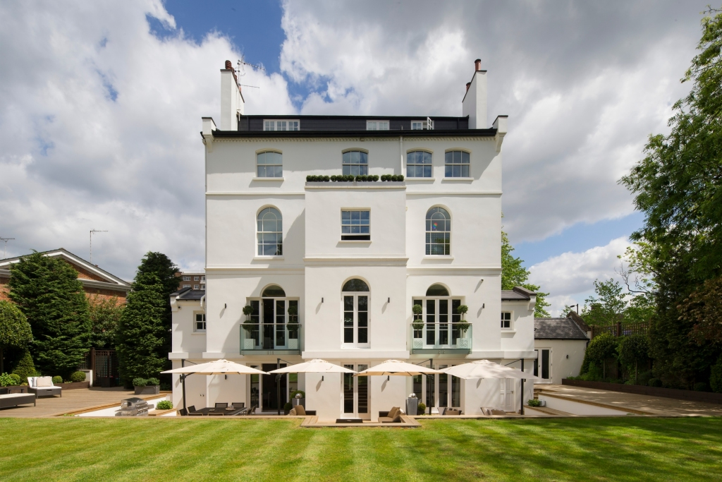 Rihanna's London House