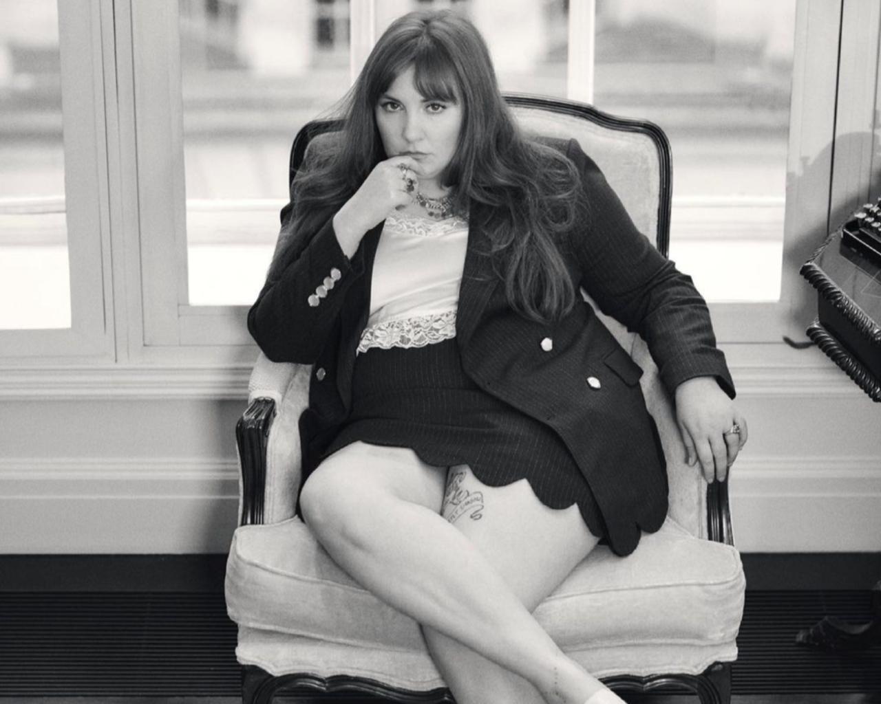 11 Honoré x Lena Dunham