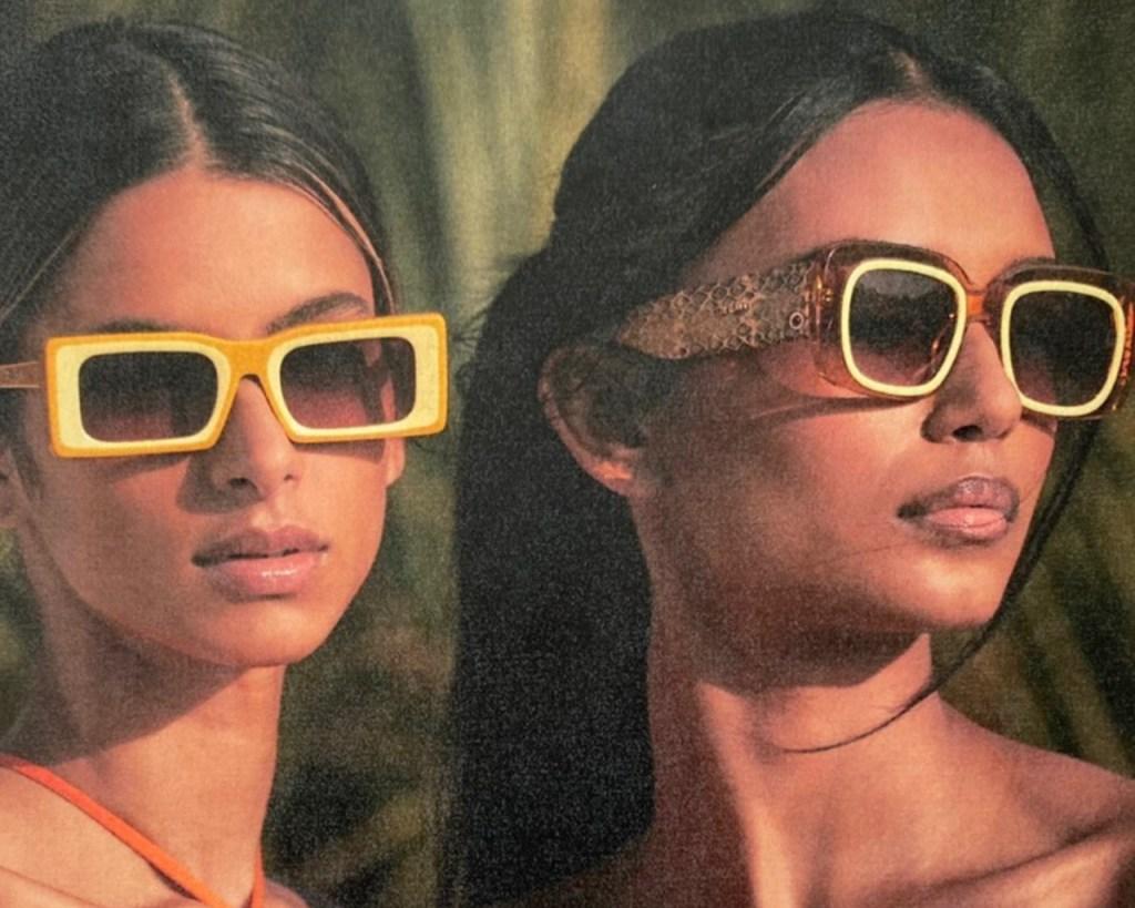 Cult Gaia sunglasses