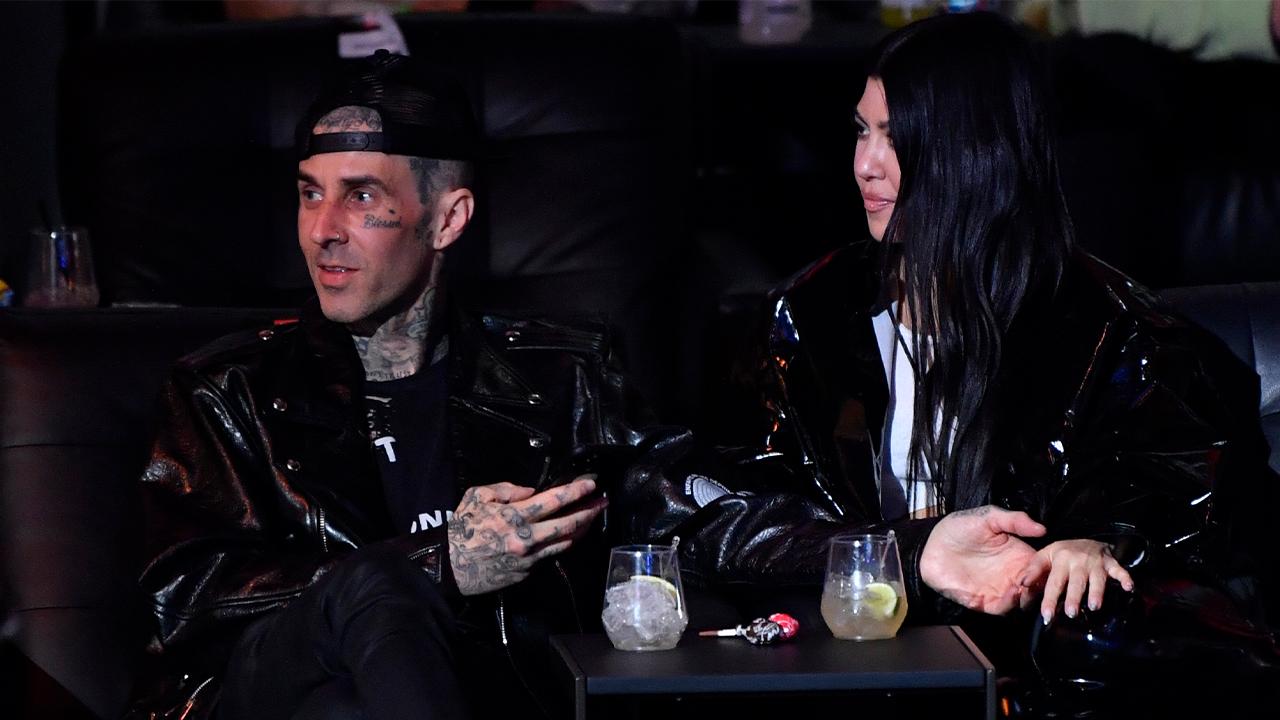 Travis Barker and Kourtney Kardashian Are Tattoo Official ...