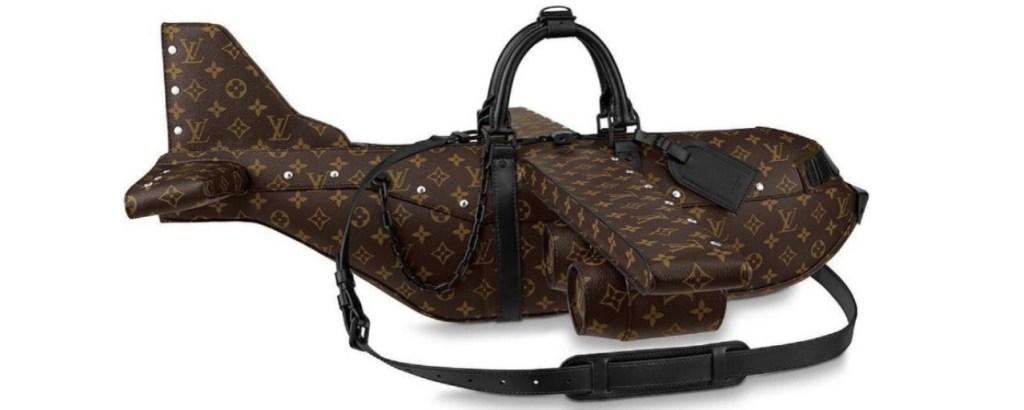 Louis Vuitton Airplane-Keepall