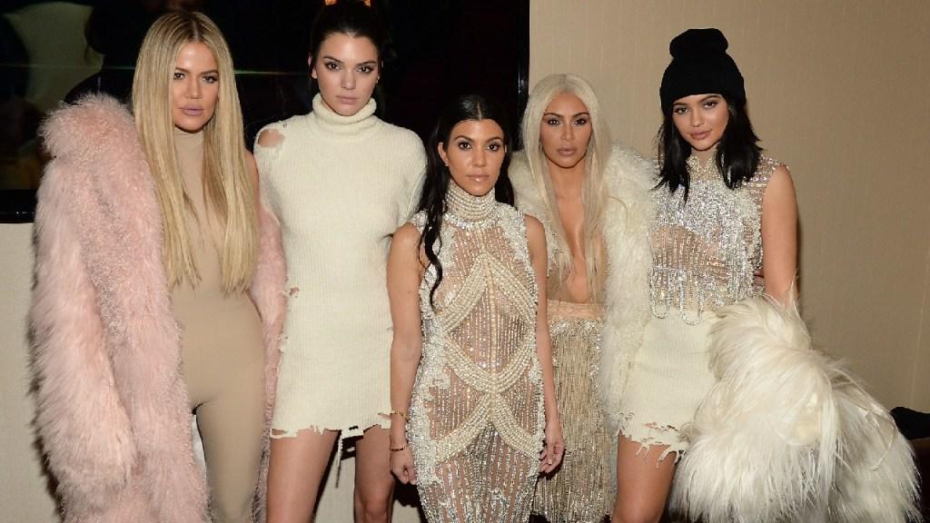 Khloé, Kendall, Kourtney, Kim, and Kylie