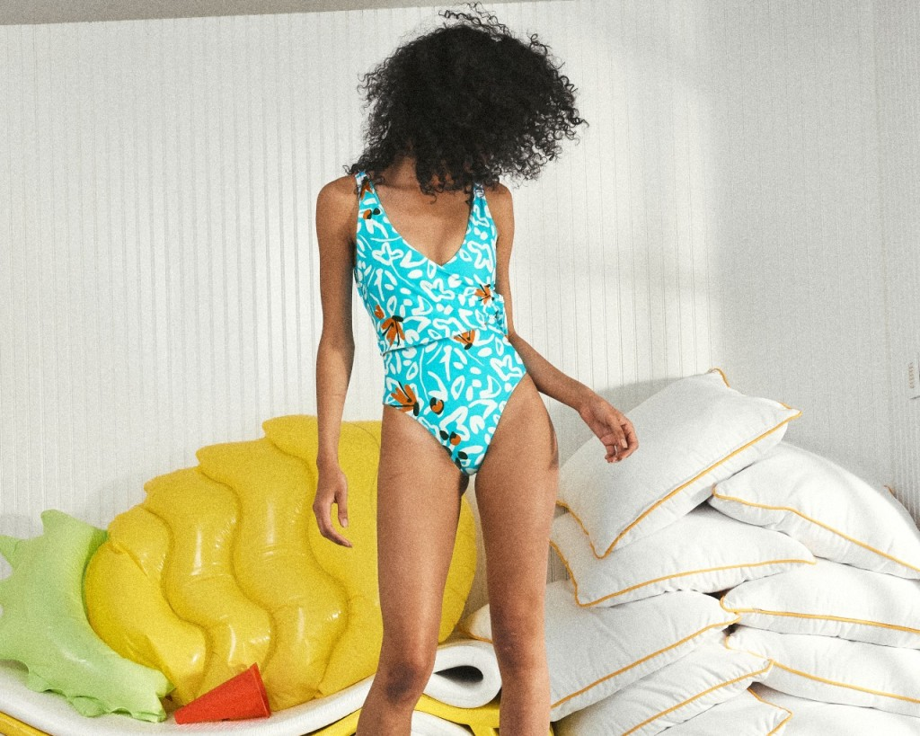 Tanya Taylor Swimwear